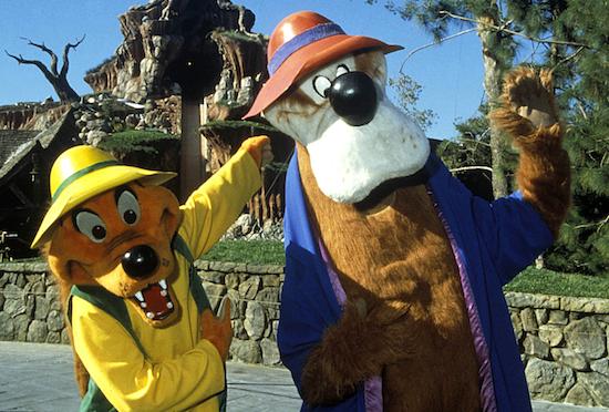 Brer Bear and Brer Fox