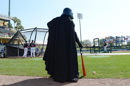 'Star Wars' Invades Atlanta Braves Spring Training at ESPN Wide World of Sports