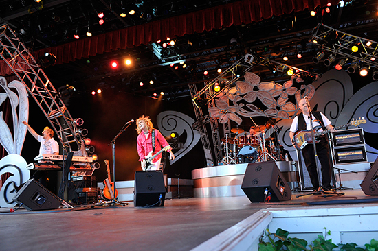 Flower Power Concert Series Continues With The Guess Who at Epcot