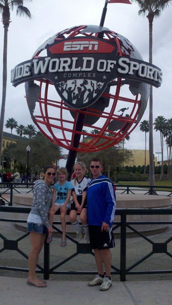 ESPN Wide World of Sports Complex Panelist Angie Gregg Has Been Added to our Disney Parks Mom Panel
