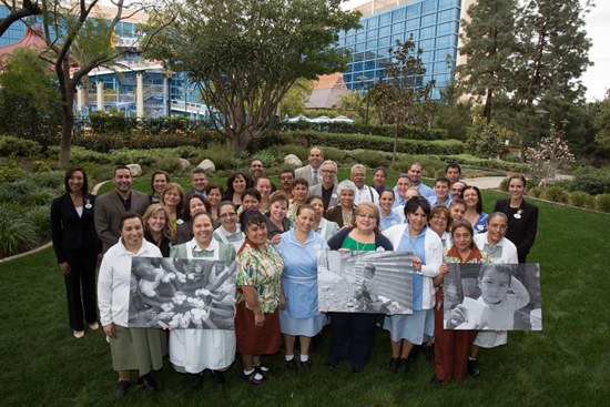 Disneyland Resort Honored by Clean the World Foundation, Inc.