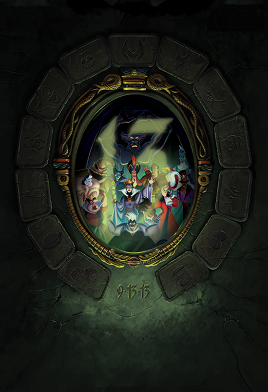 13 Reflections of Evil Event Poster