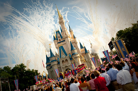 Disney Parks Salute America with Weeklong 'Limited Time Magic' Fourth of July Fireworks Parties