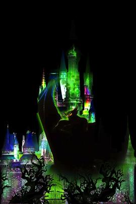Chernabog from Walt Disney's 'Fantasia' in 'Celebrate the Magic' at Magic Kingdom Park