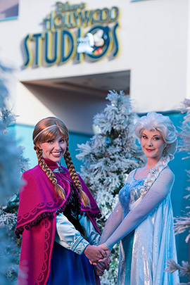 'it's a small world' At Disneyland Paris