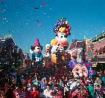 Disneyland Parade 1990