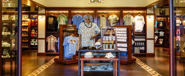 Aulani Disney Resort Gift Shop