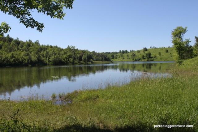 Kettle Trail at Forks of credit provincial park