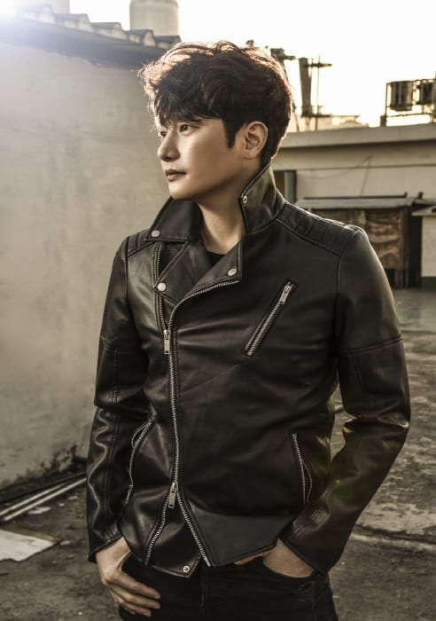 Park Sihoo manly appeal