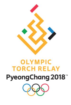 Pyeongchang Olympic Torch