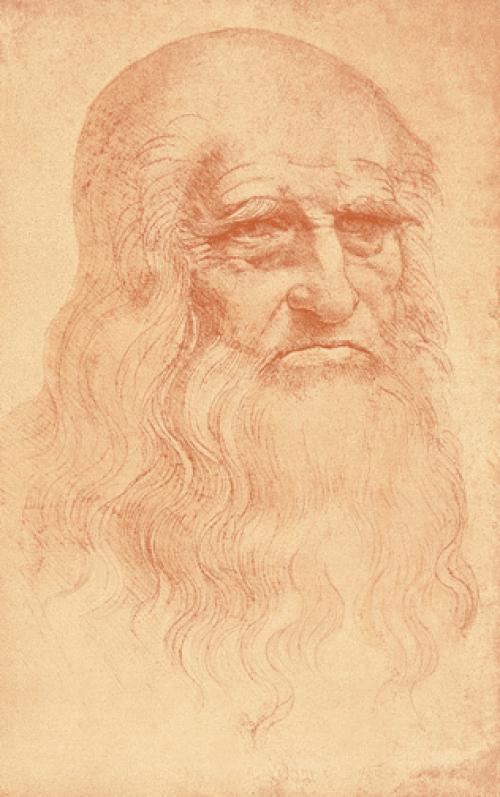 Leonardo-da-Vinci-self-portrait