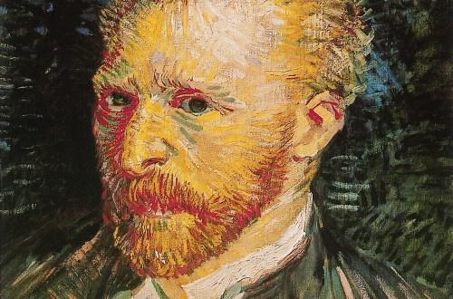 Vincent Van Gogh, Portrait de l'artiste, 1887. Huile sur toile 44cm × 35,5cm. Musée d'Orsay, Paris.