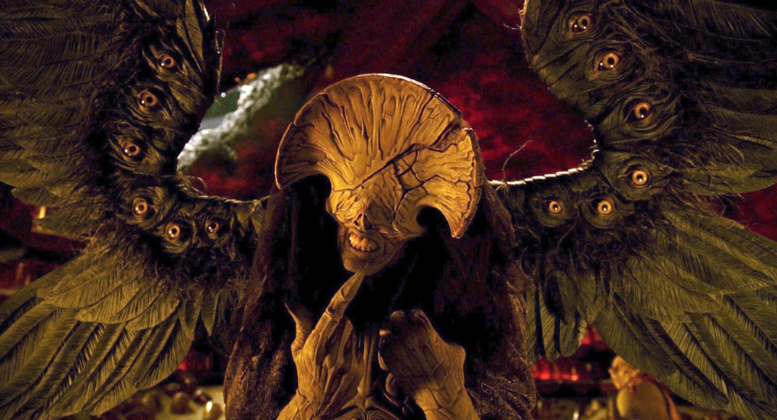 El Ángel de Muerte que te recibirá al entrar