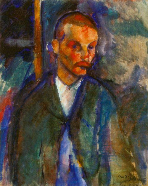 Amadeo Modigliani - The Beggar of Livorno