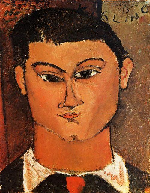 portrait-of-moise-kisling-1915