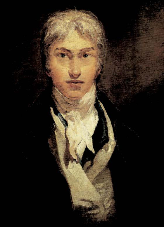 Turner-self-portrait