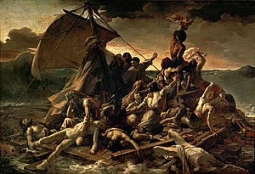Théodore-Géricault-The-Raft-of-Medusa
