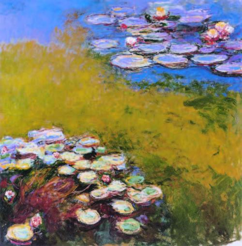 Water-Lilies-1914-1917