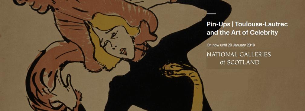Toulouse-Lautrec-exhibition