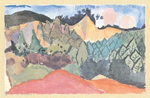 Paul-Klee-Dans-la-Carrière-1913
