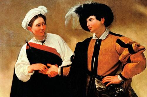 Caravaggio-Die-Wahrsagerin