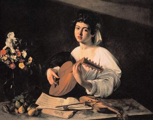 Caravoggio-the-lute-player