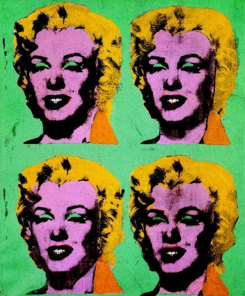 Andy-Warhol-four-marilyns