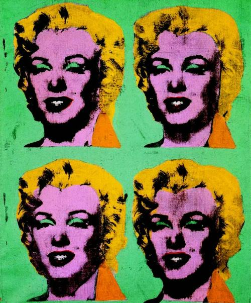 Andy-Warhol-four-marilyns