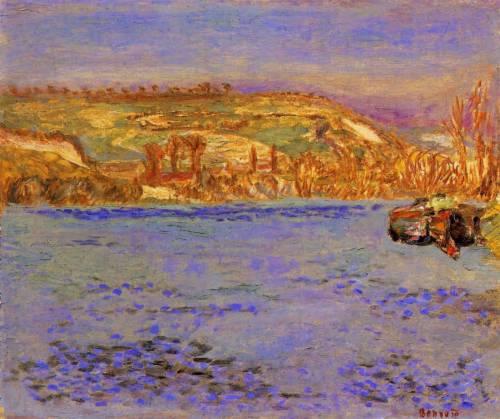 Pierre-Bonnard-paintings-Morning-in-paris
