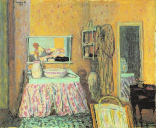Pierre-Bonnard-Badezimmerspiegel