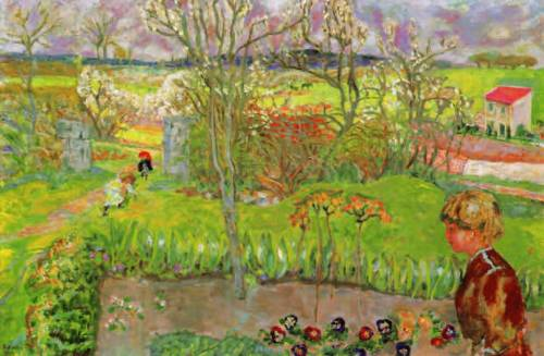 Pierre-Bonnard-paintings-Early-Spring-