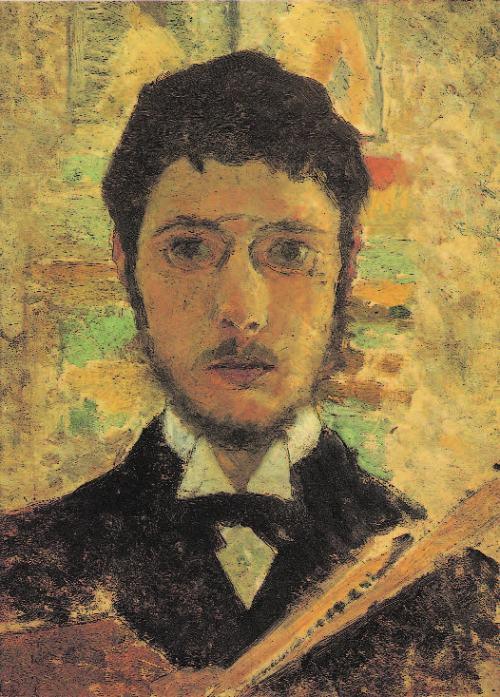 Pierre-Bonnard-Selbstbildnis,
