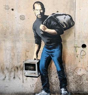 Steve-Jobs-Banksy