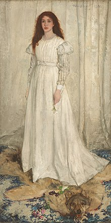 Whistler-symphony-in-white-no-1-the-white-girl-1862