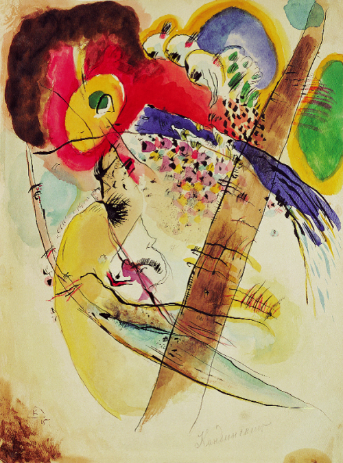 kandinsky-Exotic-birds