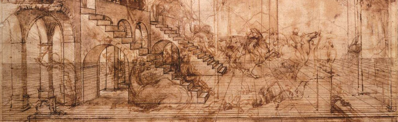 Perspective-Study-for-The-Magi