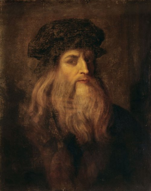 Da-Vinci-Self-Portrait