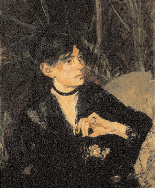 Édouard-Manet-Portrait-de-Berthe