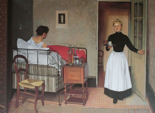 Felix-Vallotton-The-Patient