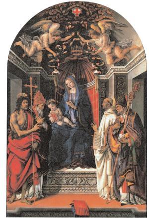 La Vierge dans l'art 4