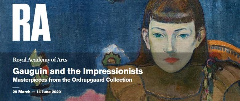 Gauguin banner