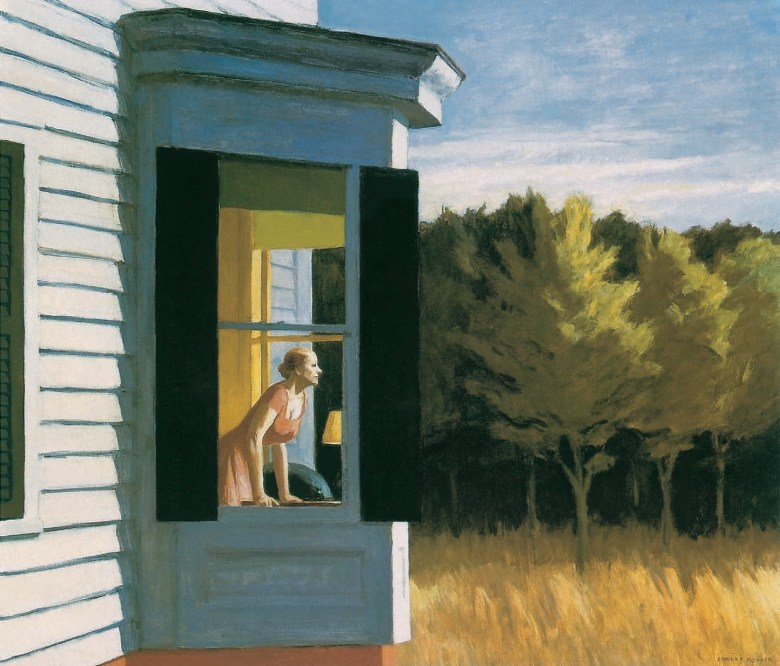 Edward Hopper - Cape Cod Morning