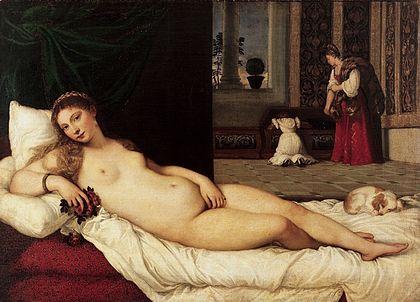 Venus – Titian – 1538
