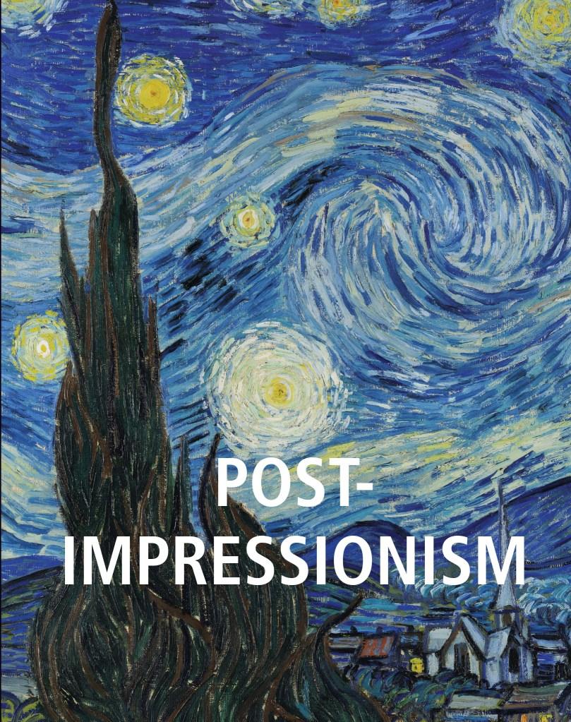 Post-impressionism - pod