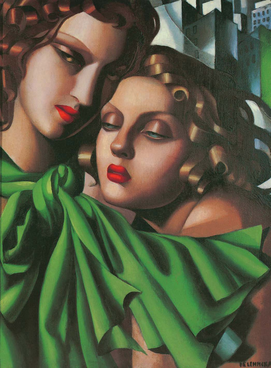 The Girls, c. 1930., Lempicka, Patrick Bade