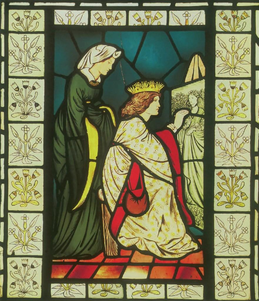 Malerei, 1862, William Morris, Arthur Clutton-Brock