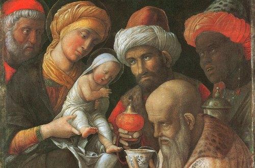 L'Adoration des Mages, vers 1497-1500, Leonardo Da Vinci - Artiste, Peintre de la Renaissance, Eugène Müntz