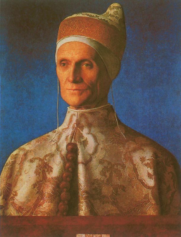 Giovanni Bellini, Doge Leonardo Loredan, ca. 1501-1505, Leonardo Da Vinci - Künstler, Maler der Renaissance, Eugène Müntz