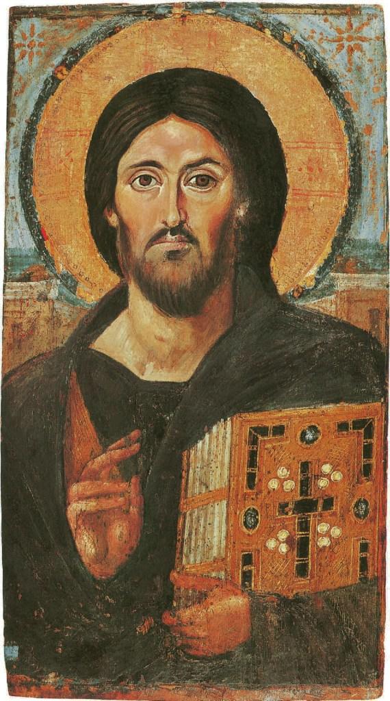 Christ Pantocrator, Christ in art, Ernest Renan