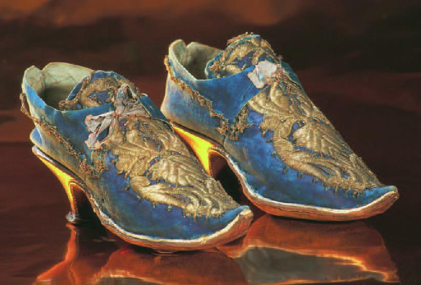 Souliers de femme, Chaussures, Marie-Josèphe Bossan
